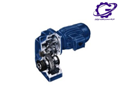 گیربکس آویز یا شافت موازی بائر bauer gearbox