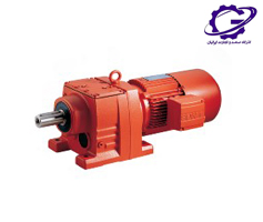 گیربکس هلیکال gearbox helical sew
