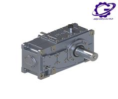 گیربکس صنعتی پی جی آر gearbox industrial pgr