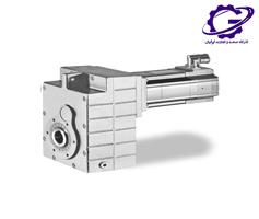 گیربکس آویز شافت موازی gearbox parallel lenze