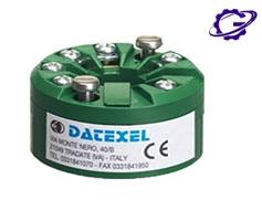 ترانسمیتر دما دات اکسل Head Mount Temperature Transmitter Datexel