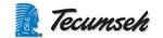 لوگو محصولات شرکت تکامسه Tecumseh