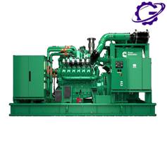 تصویر ژنراتور برق گاز سوز