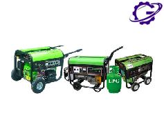 موتور برق گازی گرین پاور Grren Power