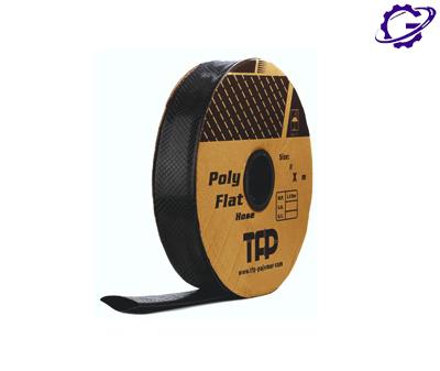 لوله پلی فلت (نخدار) TFP