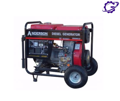 موتور برق گازوئیلی چیست؟