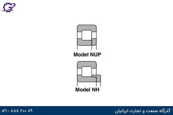 تصویر مدل NUP وNH